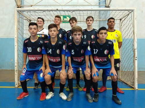 Sub-15 da AFMM é vice campeã do Torneio de Futsal do Talents Cup 2019