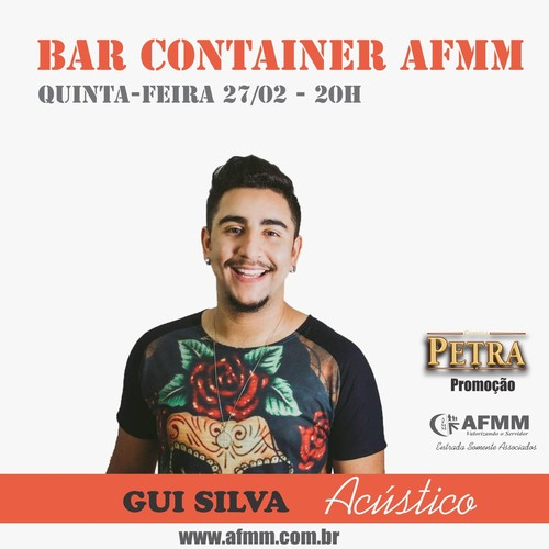 Gui Silva - Bar Container